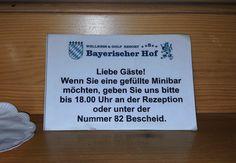Bayrischer Hof in Rimbach: Was geschah 2012/13?