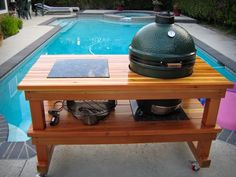 Large Big Green Egg Table Big Green Egg Premium Dome Cover The Big Green  Egg Large Nests Are Designed To Raise Your EGG 3 Days Ago This Is THE Place  To