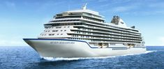 Is this the world's most luxurious cruise ship? The Regent Seven Seas Explorer