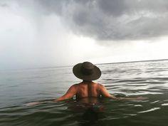 #sunday  #panamahat  #ocean = #storm #funday #summer #fashion #menstyle #fun