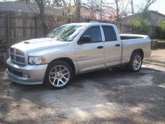 Dodge Ram SRT-10....stock with a viper motor. (: there is a God. There has to be.