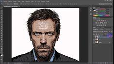 Hacer efecto comic a una fotografía con filtros en photoshop cs6