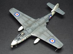 1/72 Hobby Boss Hawker Sea Hawk FGA.6