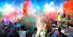 The Color Run Milano, gran finale nel tempio della velocità a Monza!