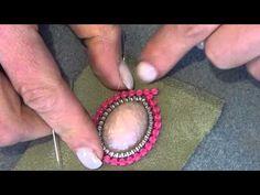 "Tutorial Perline - Ciondolo ""FREEDOM"" - YouTube"