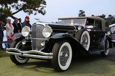 1929 Duesenberg J Murphy Convertible Sedan
