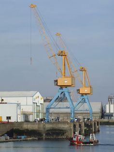 Sur le port. Brest Brest, Hui, Brittany, Roads, Centre, Fair Grounds, Around The Worlds, France, Travel