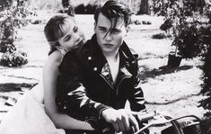 Johnny Depp - from Cry Baby