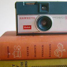 Vintage Kodak Hawkeye Instamatic Camera