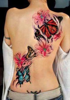 tatuaże damskie ptaki - Szukaj w Google