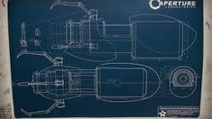 Portal gun blueprint blueprint pinterest portal guns and iron portal gun blueprints google search malvernweather Gallery