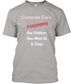 Common Core Is Bad For Our Children!
