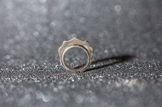 Silver Ring Stacking Rings Sterling Silver Ring by iamGitelman