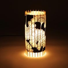 This is a decoration that we can use at night and in case of blackout thus this is also why I choose this lantern picture and it is romantic