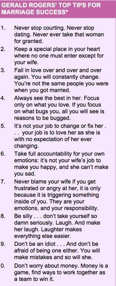 I think I need to print this out for the both myself and my husband