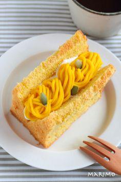 シフォンケーキ : marimo cafe