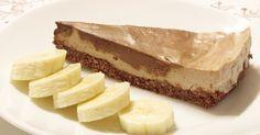 Recept na Krémový raw cheesecake z kategorie vegetariánské, veganské, vitariánské, bezlepkové, paleo: Krusta 1 hrnek strouhaného kokosu, 1/2...