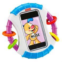Fisher-Price iPhone teething ring