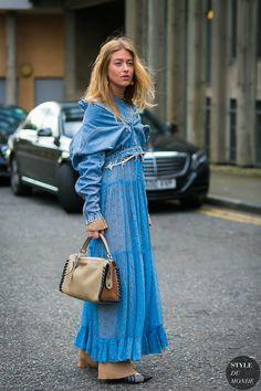 Emili Sindlev by STYLEDUMONDE Street Style Fashion Photography