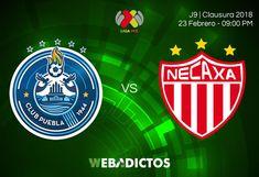 Partido Puebla vs Necaxa este 23 de febrero ¡En vivo por internet! - https://webadictos.com/2018/02/22/puebla-vs-necaxa-clausura-2018/