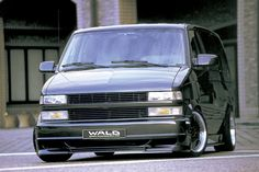 Cool minivans, Wald edition: | Safety Stance Town And Country Minivan, Plymouth Voyager, Astro Van, Chevrolet Astro, Vanz, Grand Caravan, Honda Odyssey, Car Gadgets