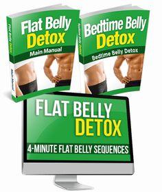 Flat Belly Detox - Melt Stubborn Fat — flatbellydetox.com