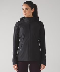 Water Protection: Four-way stretch Softshell fabric repels rain and helps keep you dry and comfortable.