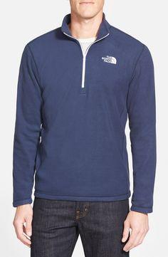 7e16dab9fd8 $35 - The North Face 'TKA 100 Glacier' Quarter Zip Fleece Pullover Cruise  Outfits