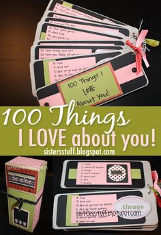 Love this!  Such a sweet, meaningful, and inexpensive gift.