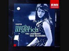 Chopin - Martha Argerich: the legendary 1965 recording