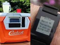 Pebble and Coolest, The Most Successful Kickstarter Design Product Projects