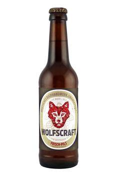 Wolfscraft Frisch-Pils 0,33l