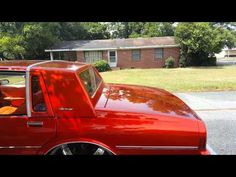 BOXCHEVY BEATING THE TRUNK OFF!! - YouTube