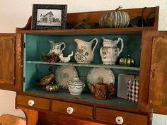 Let's Add Sprinkles: Vintage Fall Collectables And Vignettes Vintage Fall, Vignettes