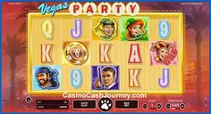 Vegas Party is a 5 reel, 243 payline, Net Entertainment (NetEnt) non progressive video slot machine with a wild symbol and more. More this way...  http://blog.casinocashjourney.com/2015/01/20/vegas-party-slot-by-netent/