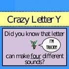 This is a quick, kid-friendly PowerPoint presentation about the different sounds letter Y can make within words.  The slideshow provides an interac...