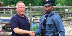 Police Trooper Pulls Over Retired Cop Who Helped Deliver Him 27 Years Ago