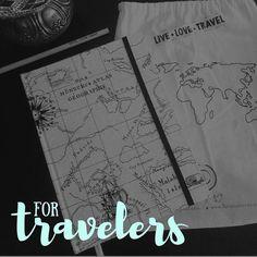 Cuadernos para viajeros  Para aventureros Para ciudadanos del mundo Para conquistadores de miedos  Encontralos en http://ift.tt/2aSp2hs  Tapas en tela o en papel ilustracion de acuerdo al modelo  Foto: Leticia Estevez @leticiaestevez