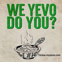 #Yevo We Yevo Do you? http://beabetteru43.com/