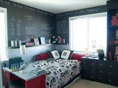 decorar con pintura habitacion adolescente - Buscar con Google