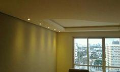 Detalhes iluminação sala