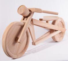 Holzmotorrad