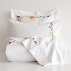 Watercolor Flowers Bedding | ZARA HOME United States of America