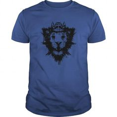 Personalized Name Dead King  Grunge Lion Lifestyle Tshirts and Hoodie Shirts & Tees