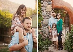 Family Portrait session at Summers Past Farm