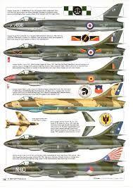 Image result for el hawker hunter en la fuerza aerea de chile