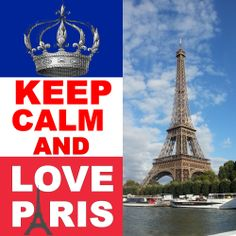 Vá para Paris, amo!!!