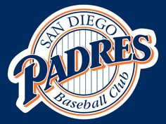 San Diego Padres Primary Logo on Chris Creamer's Sports Logos Page - SportsLogos. A virtual museum of sports logos, uniforms and historical items. Currently over on display for your viewing pleasure Mlb Team Logos, Mlb Teams, Sports Teams, Sports Logos, San Diego Padres, School Logo, Samsung, Los Angeles Dodgers, Logo Design