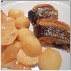 ApfelStrudel Kuchen: Trucha al Horno