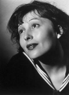Louise Rainer  she was a great actress, sensitive. She did not enjoy the MGM way of doing things so she left Hollywood and became a humanitarian in Europe.